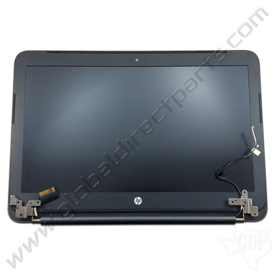 OEM HP Chromebook 14 G4 Complete LCD Assembly - Black