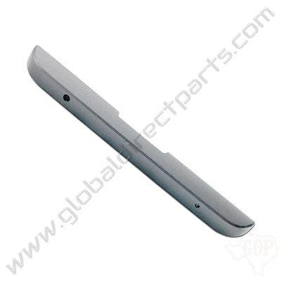 OEM LG V20 H910, VS995, US996 Top Cover Antenna - Silver