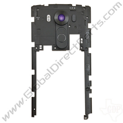 OEM LG V10 H900 Rear Housing - Black