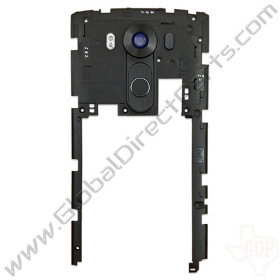LG V10 VS990, H901 Rear Housing - Black