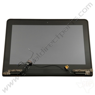 OEM Reclaimed Lenovo ThinkPad Yoga 11e Chromebook 3rd Gen Complete LCD & Digitizer Assembly - Black