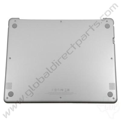 OEM Samsung Chromebook Plus XE513C24 Bottom Housing [D-Side] - Silver