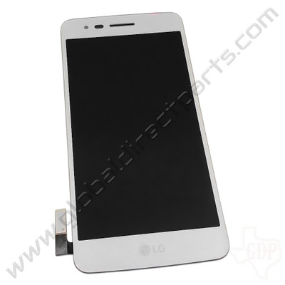 OEM LG Aristo LCD & Digitizer Assembly - Silver