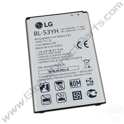 OEM LG G3 D850, D851, D855, VS985, LS990 Battery