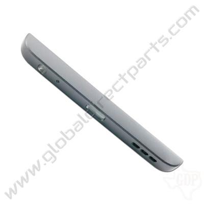 OEM LG V20 VS995, US996 Bottom Cover Antenna - Silver