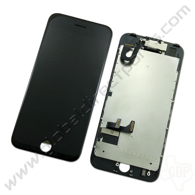 OEM Apple iPhone 7 Complete LCD & Digitizer Assembly - Black