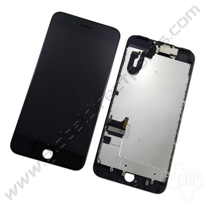 OEM Apple iPhone 7 Plus Complete LCD & Digitizer Assembly - Black