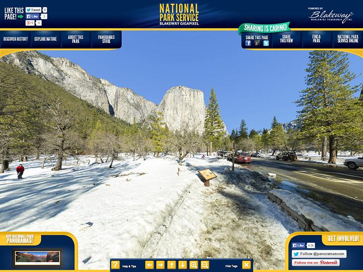 Yosemite National Park 360 Gigapixel Photo