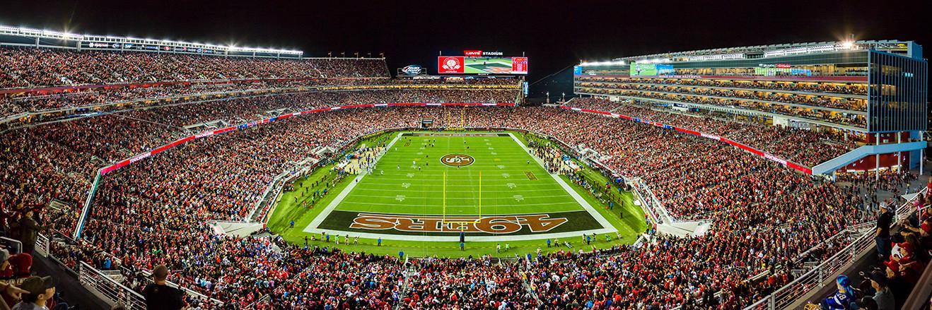 San Francisco 49ers Panoramic Picture - Levi's Stadium