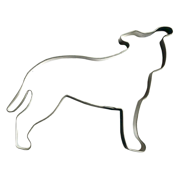 Pit Bull Profile Cookie Cutter