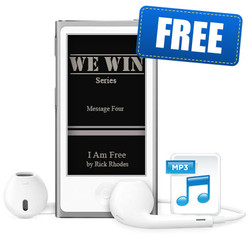 """Message 4 - """"I Am Free"""" - """"We Win"""" Series"""