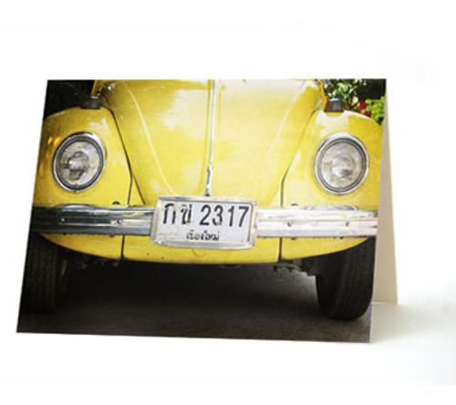 """""""Thai VW"""" Card"""
