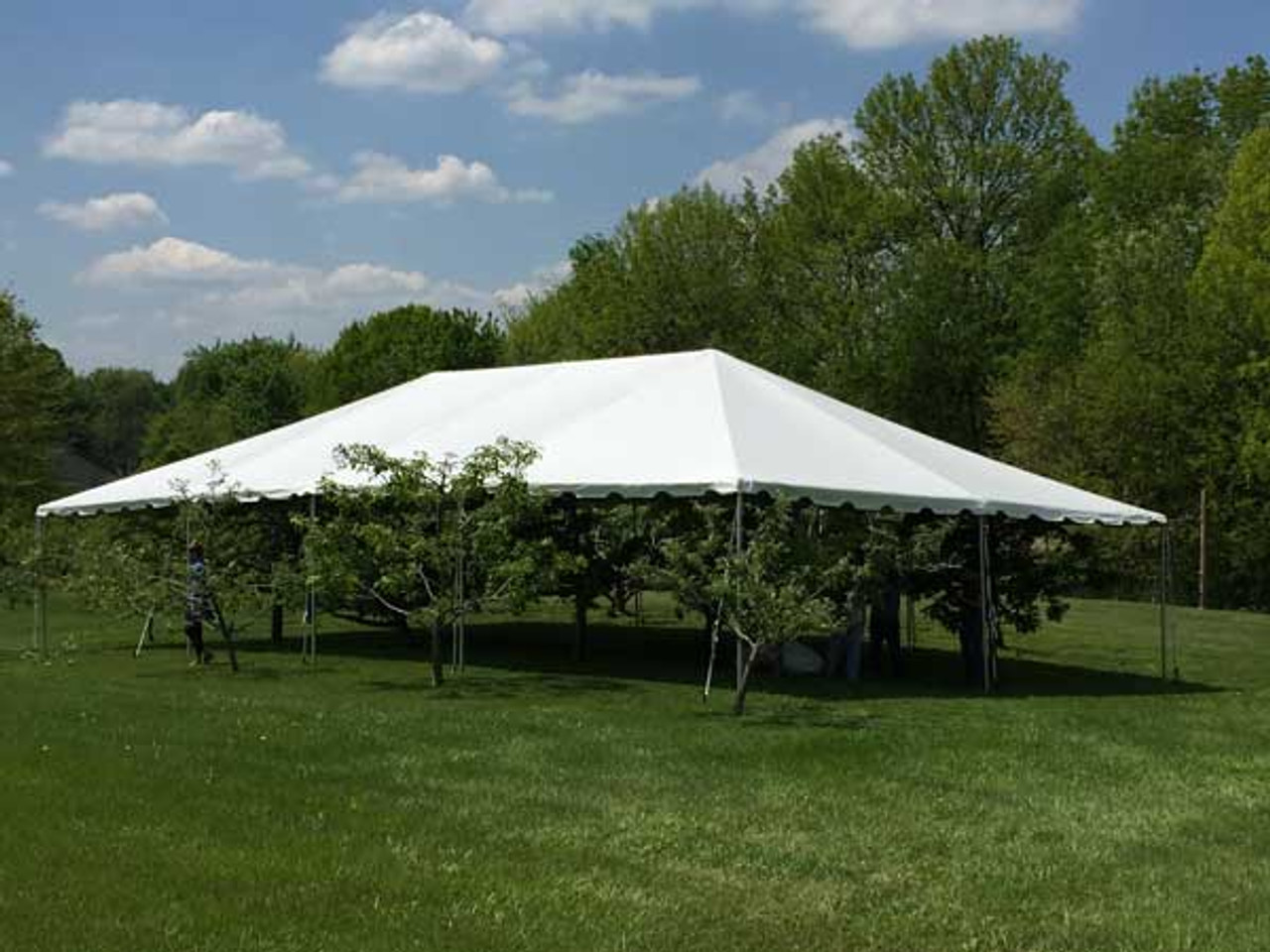 Sectional Frame Tent - Arise Tents & Events