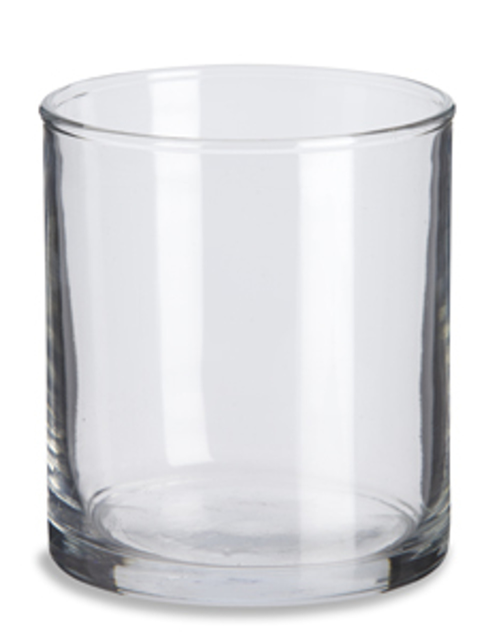 Madison Glass Candle Jar 8oz Specialty Bottle