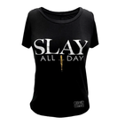 Slay All Day Ladies Tee