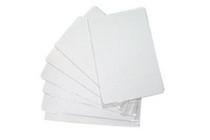 EM 125MHZ RFID Smartcards - White Blank (per 100)