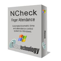 NCheck PC Fingerprint & Face Attendance Software