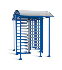 Full Height Rotor Turnstile (optional canopy)