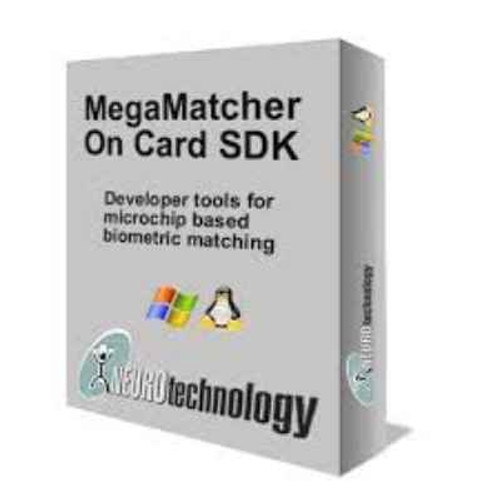 Neurotechnology MegaMatcher On Card SDK