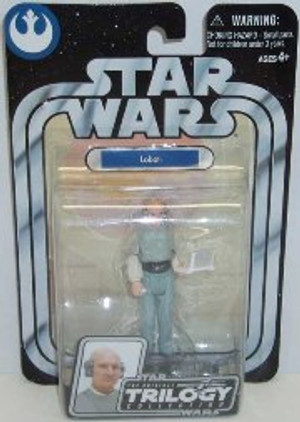 "STAR WARS ""LOBOT #20"" ORIGINAL TRILOGY ACTION FIGURE"