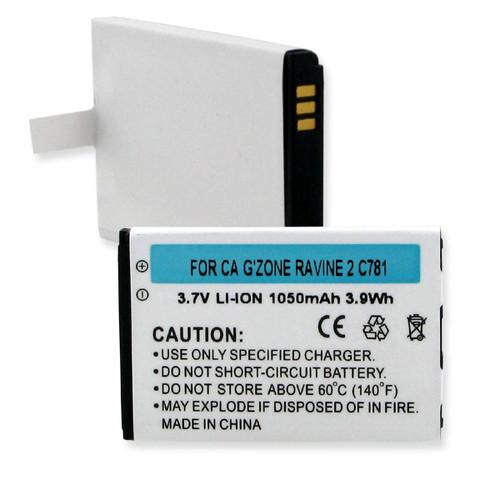 Casio BTR-781B  Cellular Battery