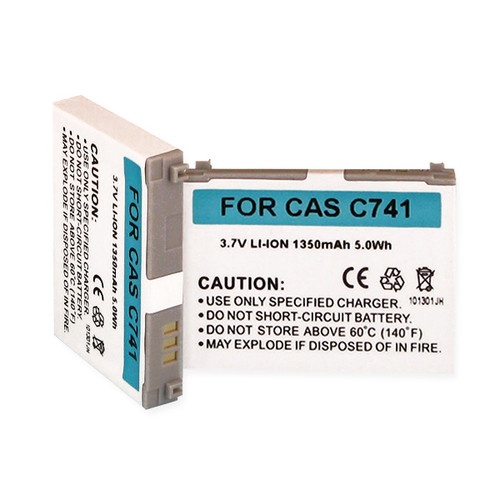 Casio C741 Cellular Battery