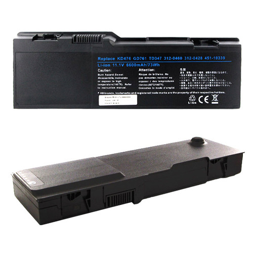 Dell 312-0466 Laptop Battery