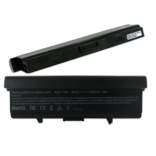 Dell 312-0625 Laptop Battery