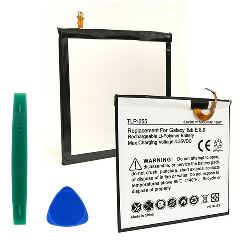 SAMSUNG GALAXY TAB E 8.0 Replacement Tablet Battery With Tools