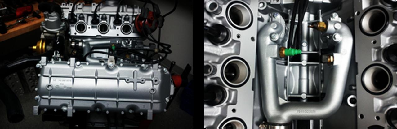 1. FACTORY SPEC ENGINE (LONG BLOCK)