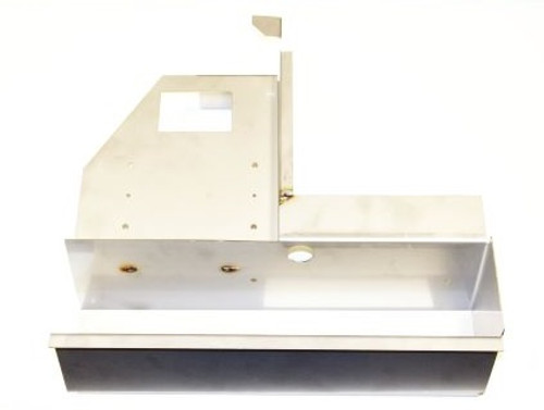 4. MOUNTING TRAY RH STAINLESS