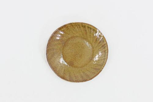 Mashiko-Yaki Tan Small Plate