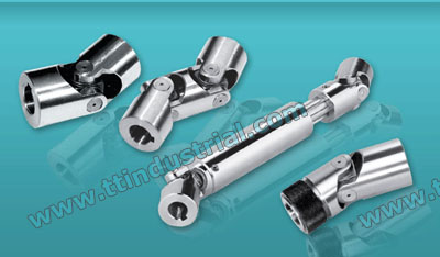 single universal joint, double universal joint, universal shaft