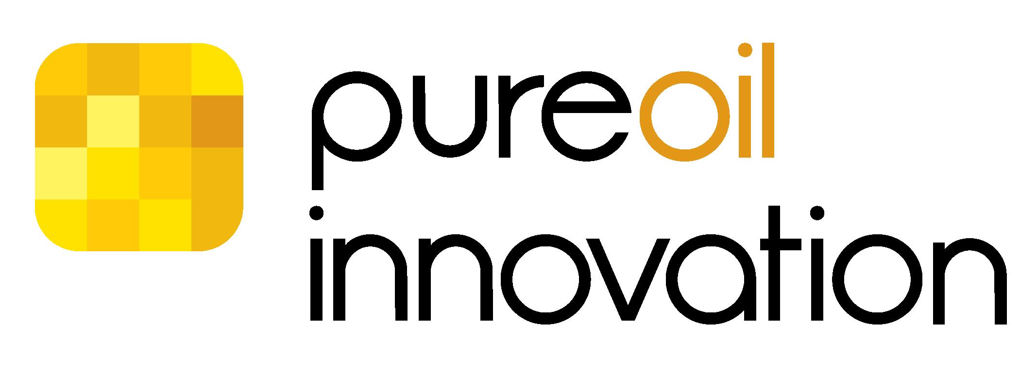 Pure Oil Innovation Logo
