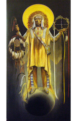 Archangel Michael: Warrior and Defender