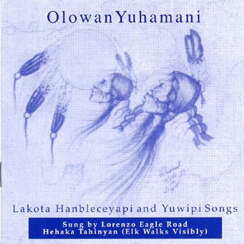 CD - Lorenzo Eagle Road - Olowan Yuhamani