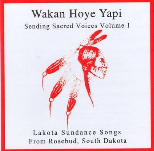 CD - Rosebud Singers - Wakan Hoye Yapi (Individual Volumes)