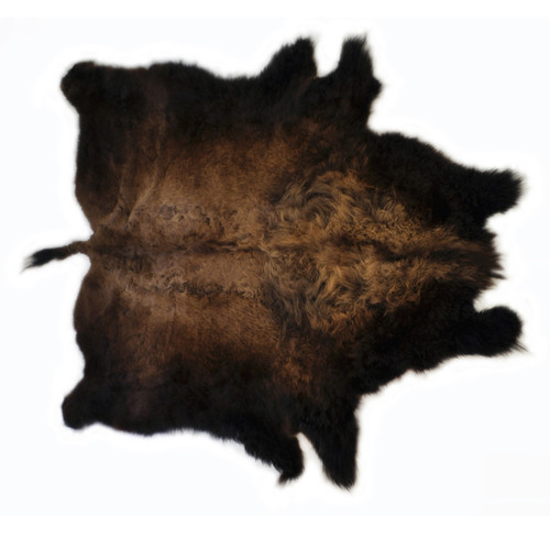 Plain Buffalo Robe (premium)