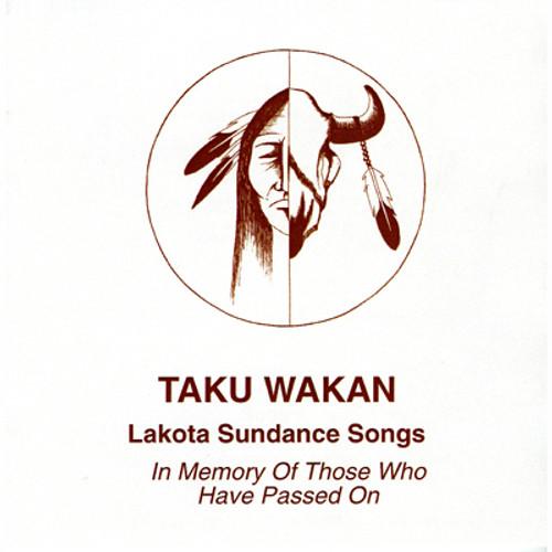 CD - Lorenzo Eagle Road - Taku Wakan - Lakota Sundance Songs
