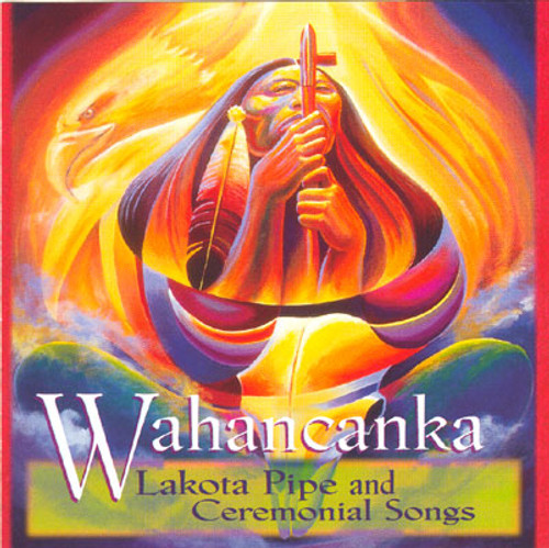 CD - Joseph Shields - Wahancanka, Lakota Pipe & Ceremonial Songs