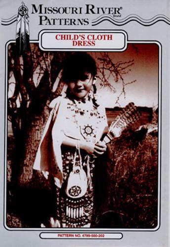 PATTERNS: Child's Cloth Dress
