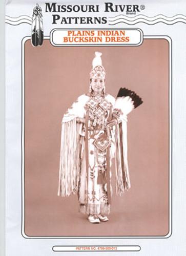 PATTERNS: Plains Indian Buckskin Dress