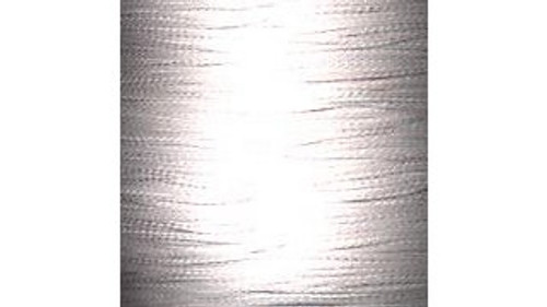 Chainette Fringe: White