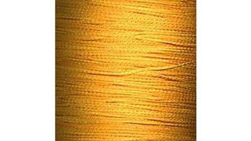 Chainette Fringe: Golden Rod