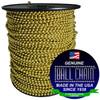 #2 Yellow Brass Ball Chain Spool