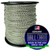 #6 Nickel Plated Brass Ball Chain Spool
