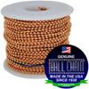 #6 Copper Ball Chain Spool