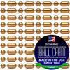 #6 Copper Ball-Bar Style Ball Chain Spool