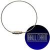 6 Inch Braided Wire with Screw Lock (BCM75)