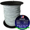 #10 White Coated Ball Chain Spool